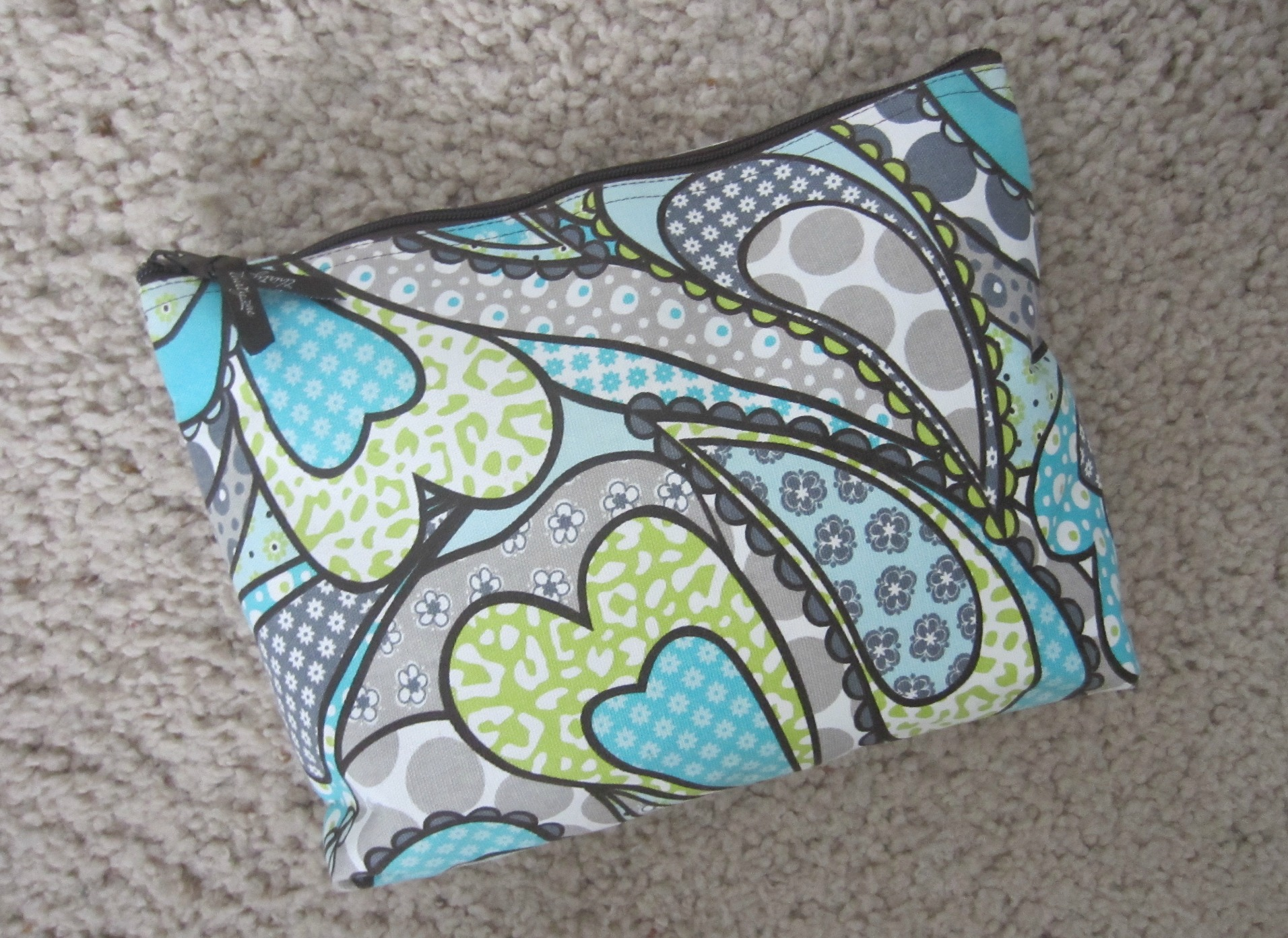 thirty one toiletry bag