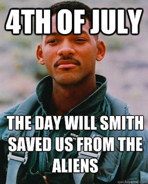 4th of july funny - independence day