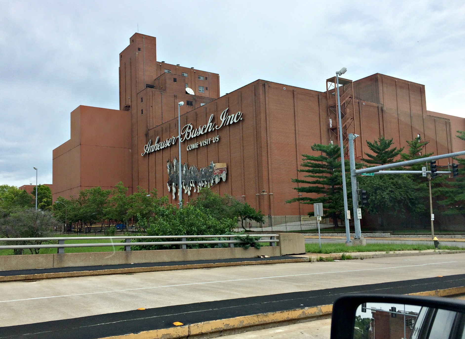Anheuser-Busch building, St. Louis, Missouri