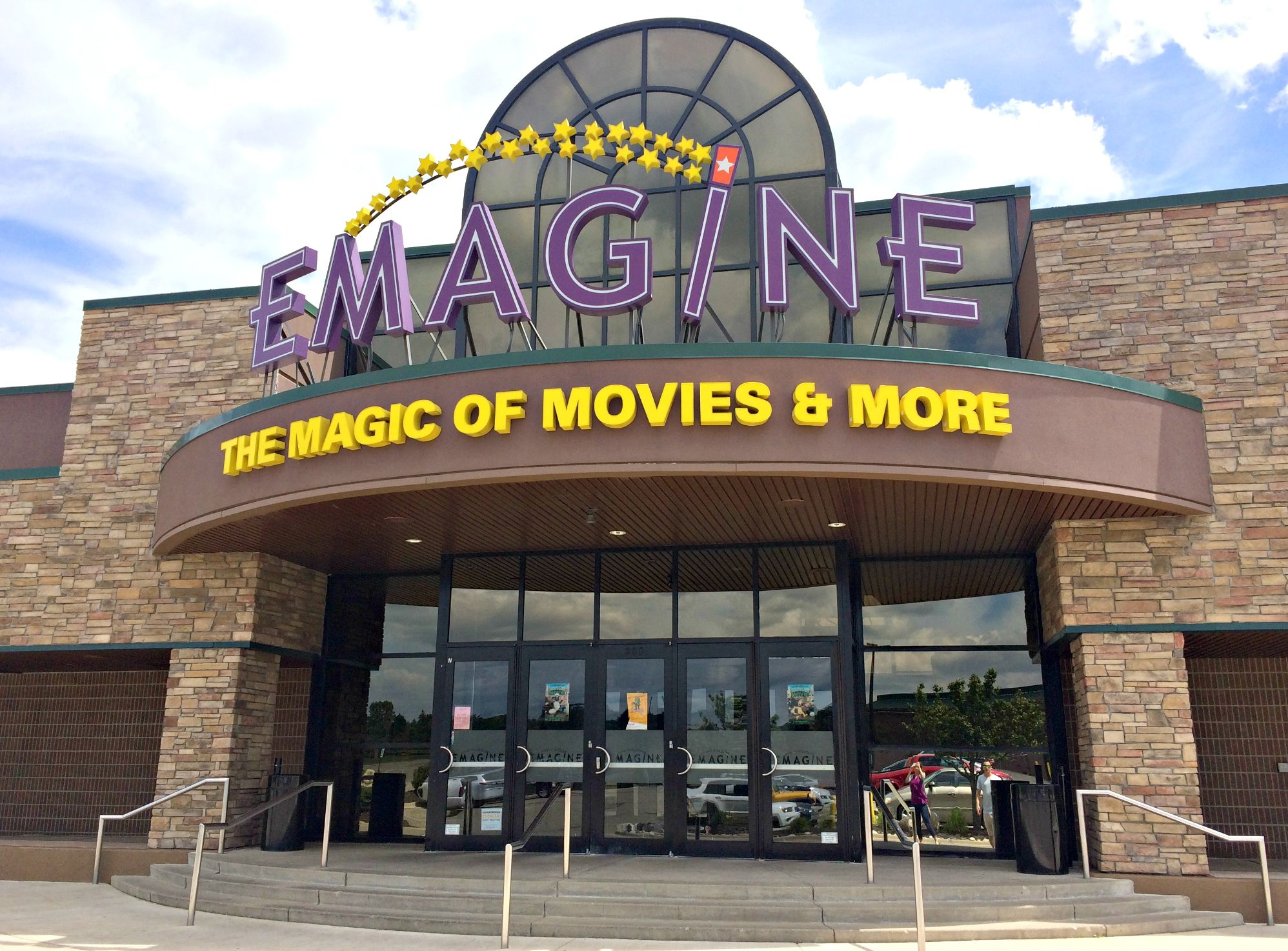Emagine movie theater