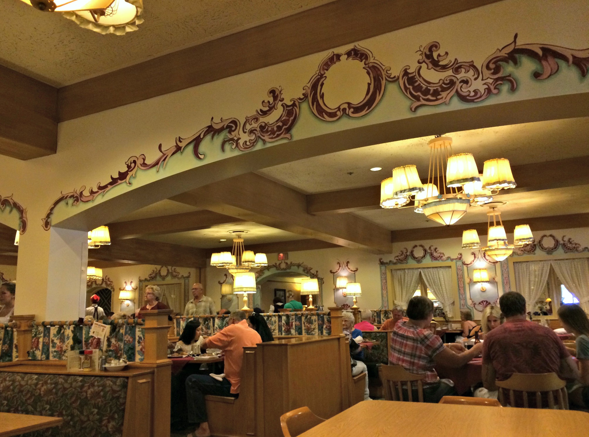 Frankenmuth Bavarian Inn inside