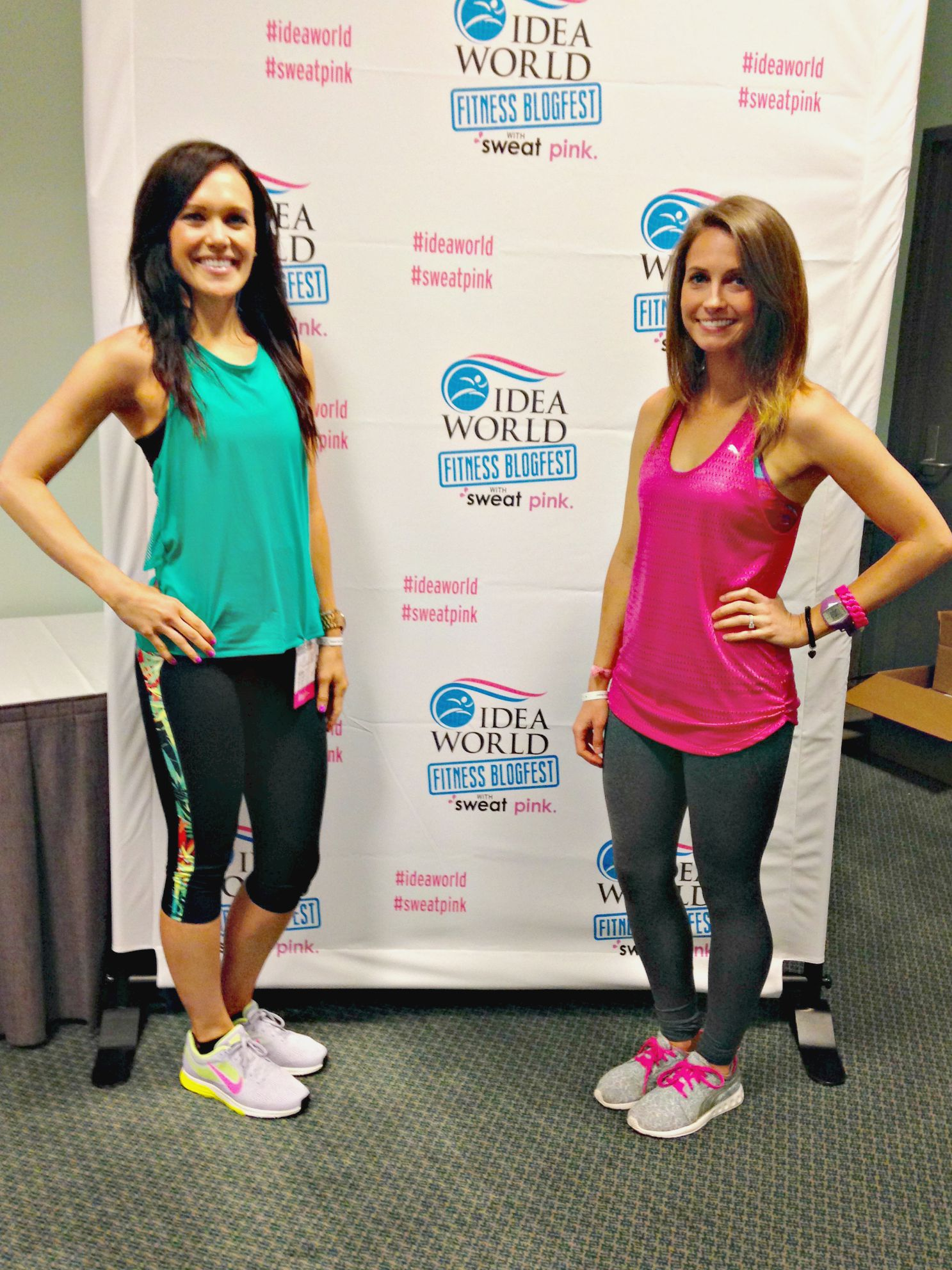 IDEA World Fitness BlogFest 2015