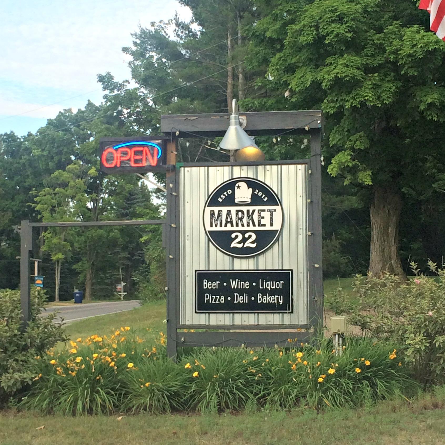Market 22 - maple city, michigan