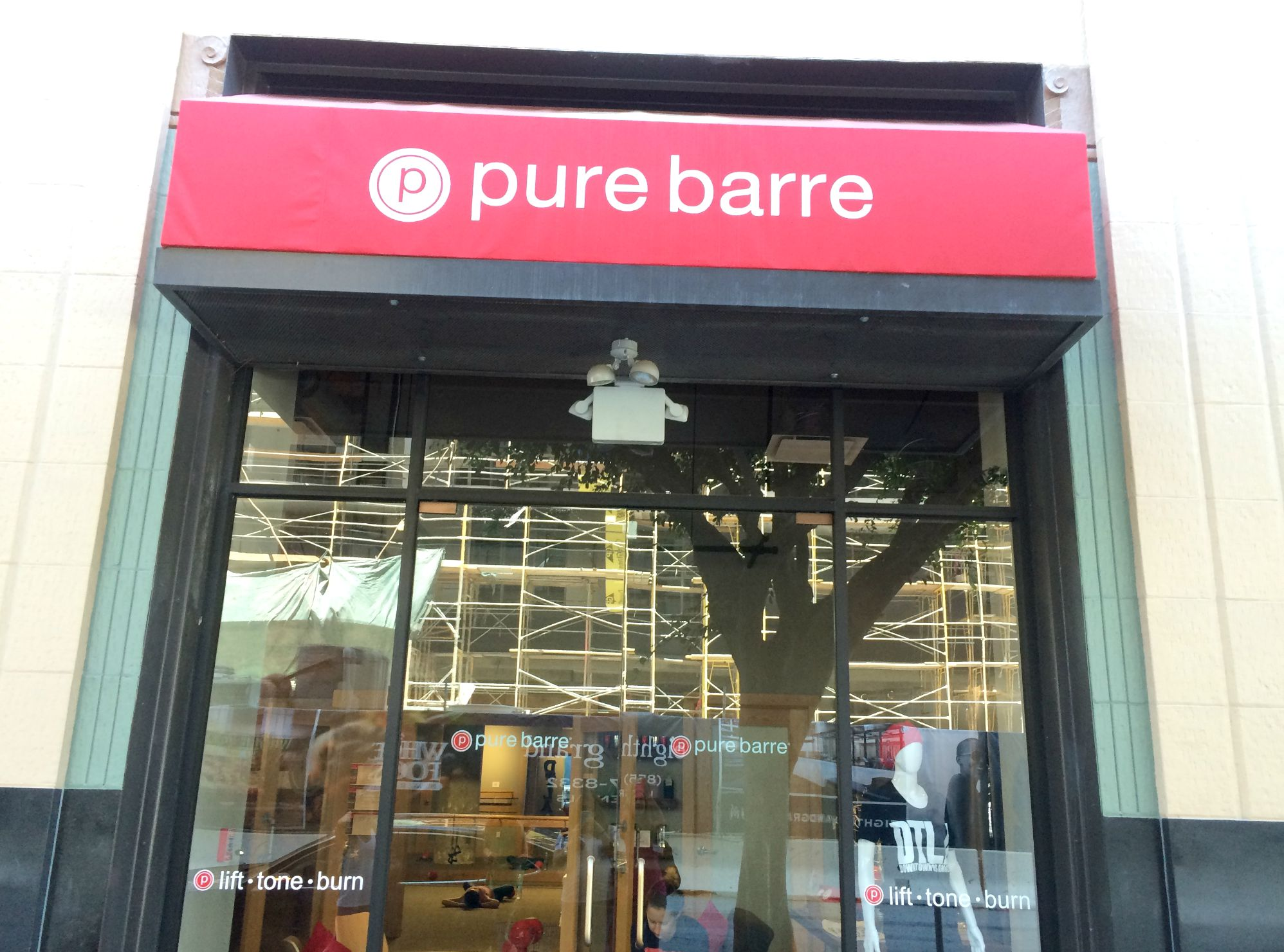 Pure Barre Los Angeles