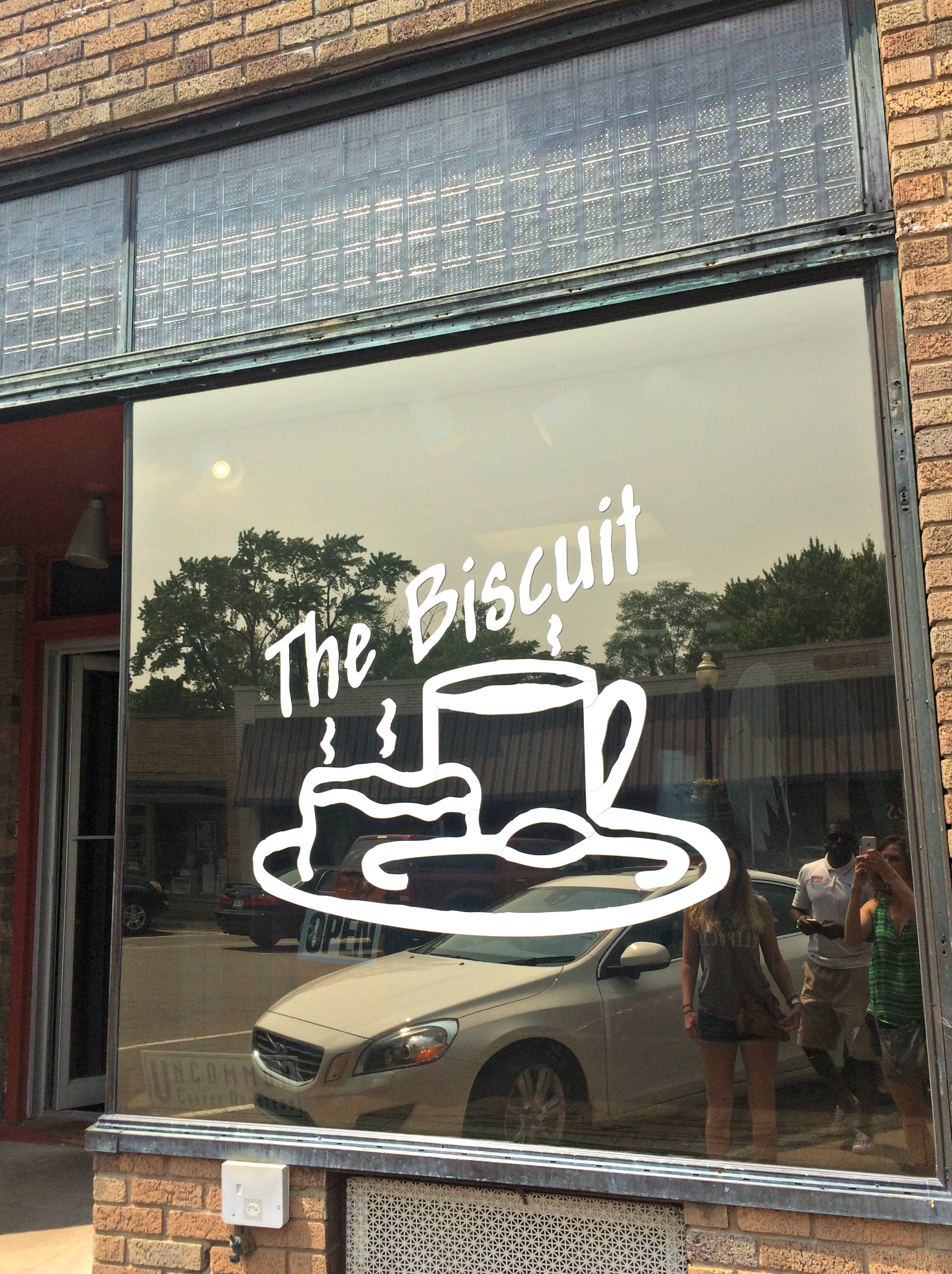The Biscuit, Holland MI
