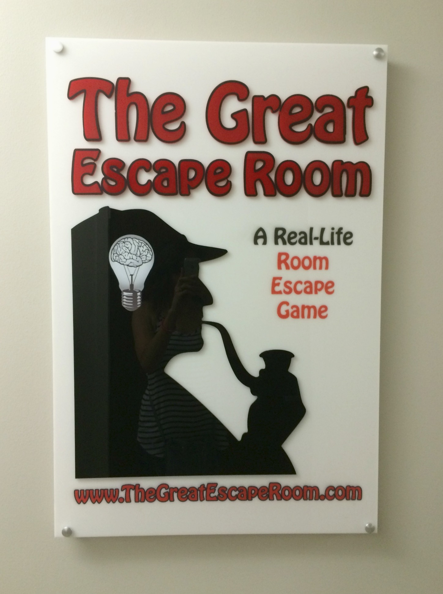 The Great Escape Room Royal Oak