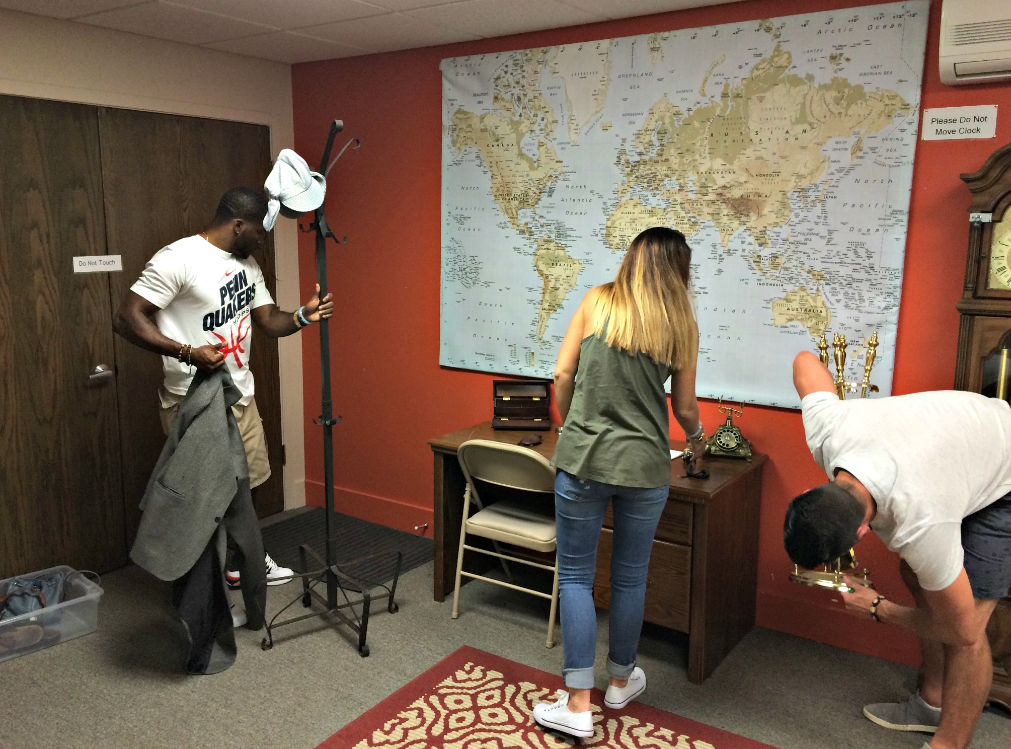 The Great Escape Room game