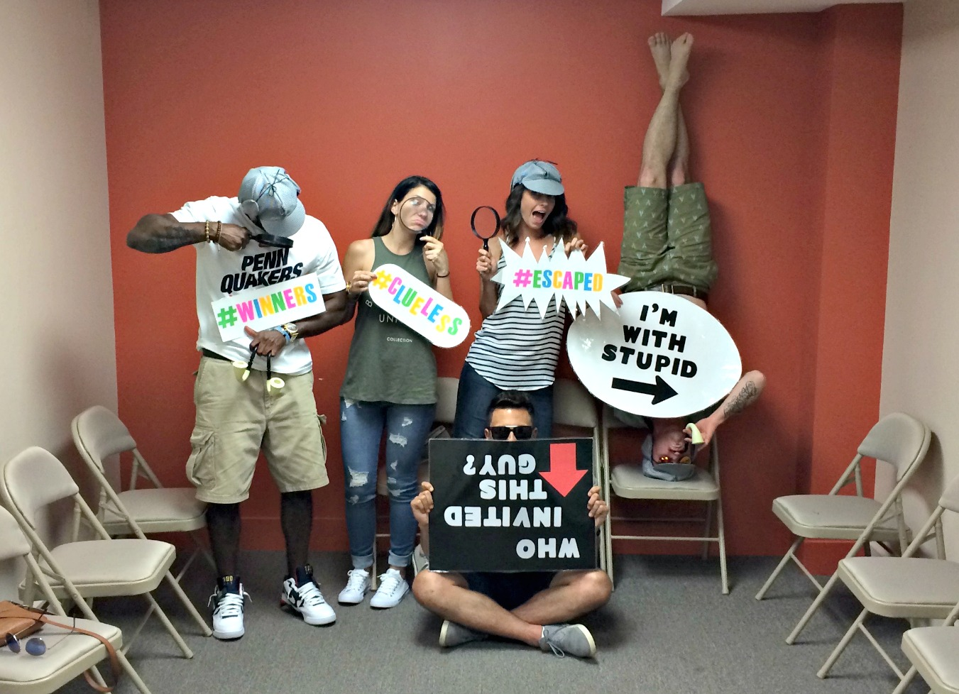 The Great Escape game - Royal Oak, MI