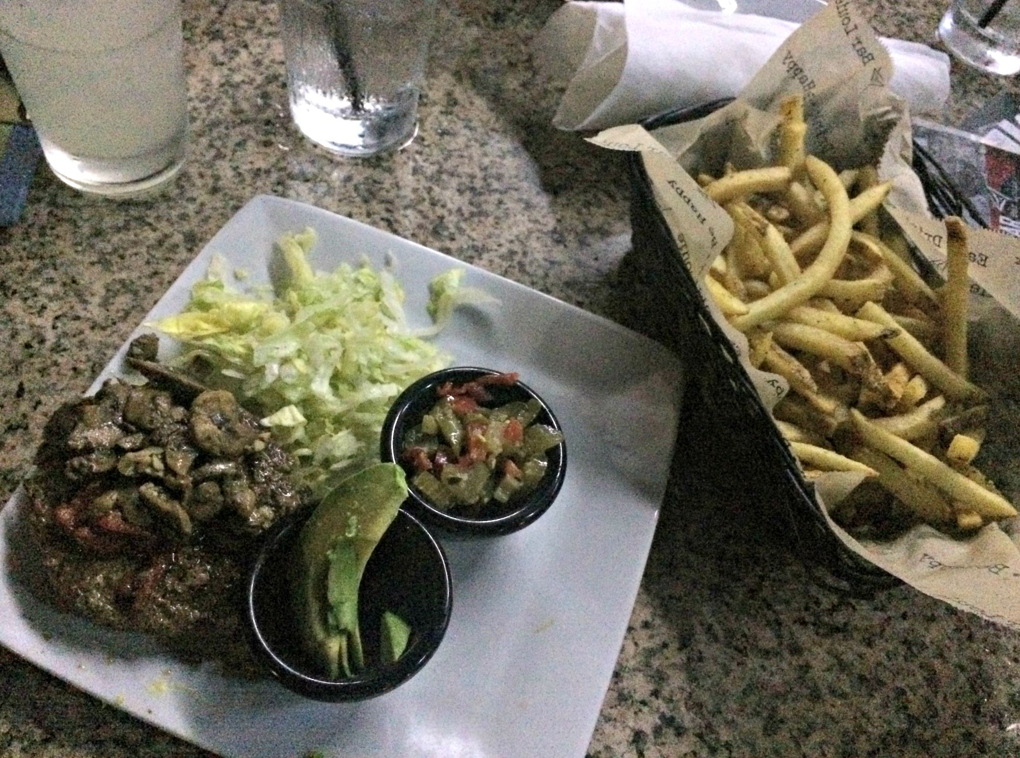 bar louie $1 burger night