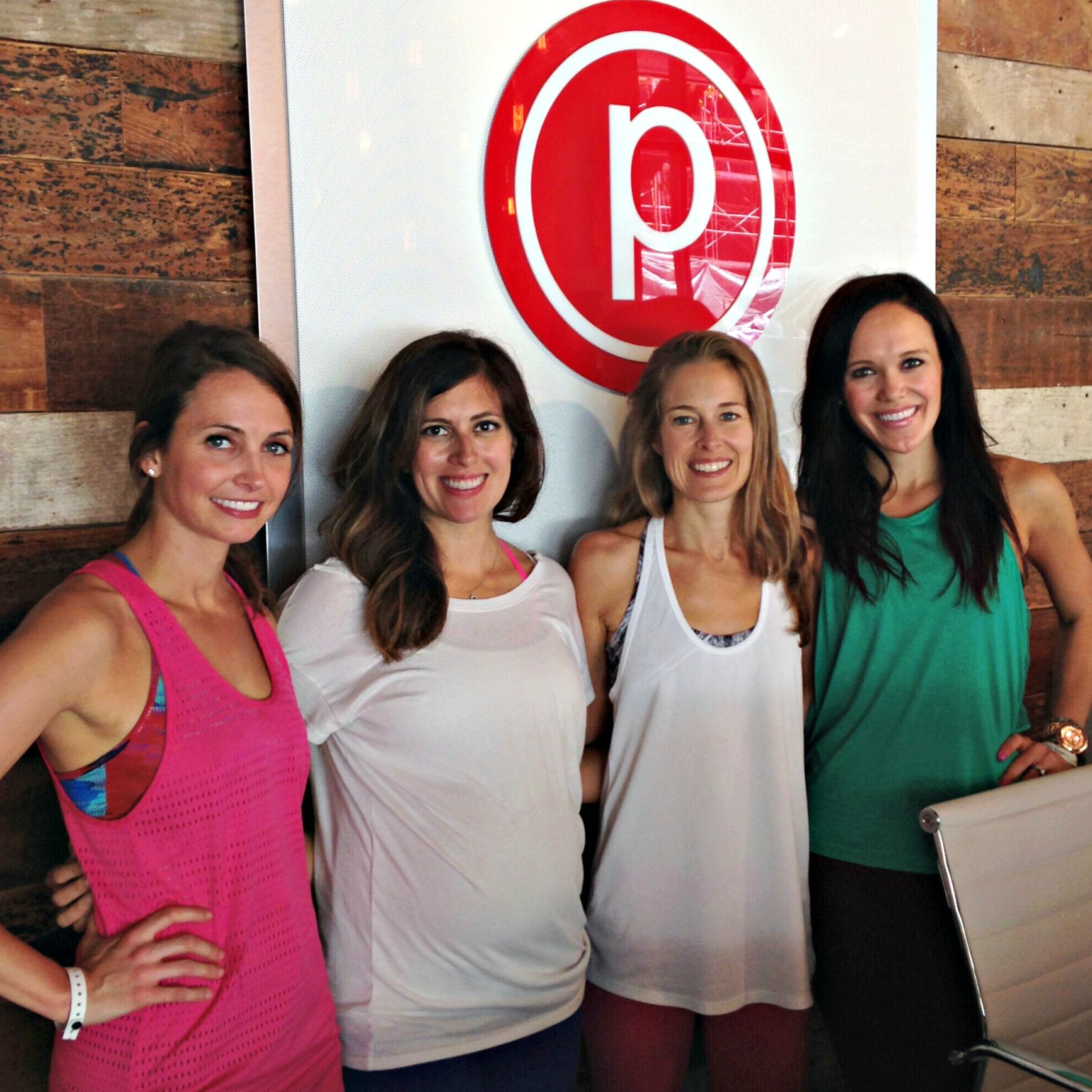 bloggers at pure barre los angeles
