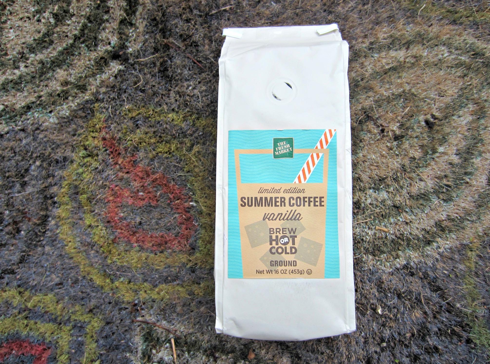 fresh market summer coffee vanilla