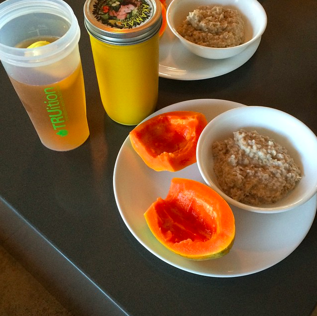 gabby reece healthy breakfast