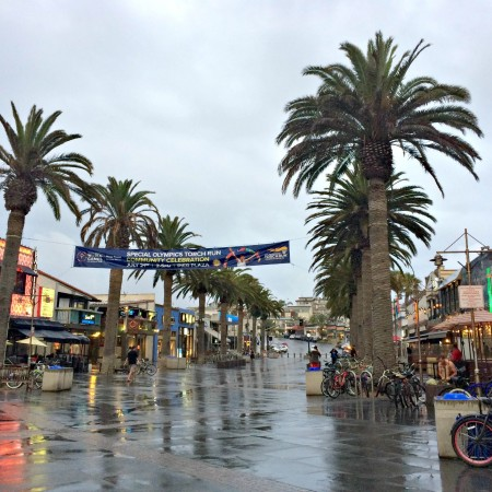 hermosa beach pier restaurants