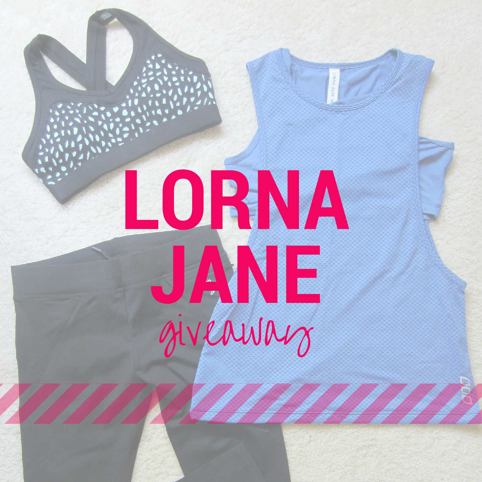 lorna jane giveaway