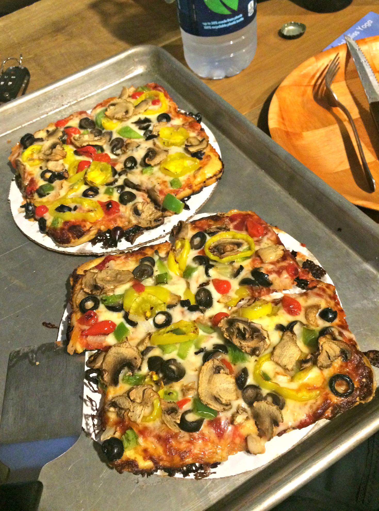market 22 gluten free pizza