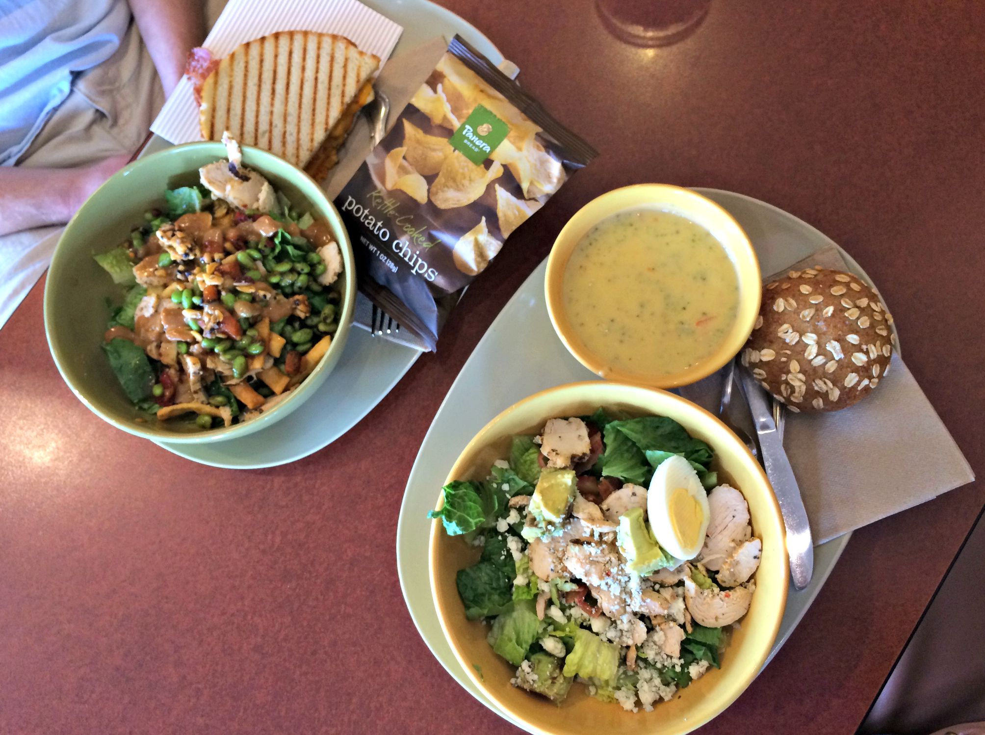 panera you pick two meals