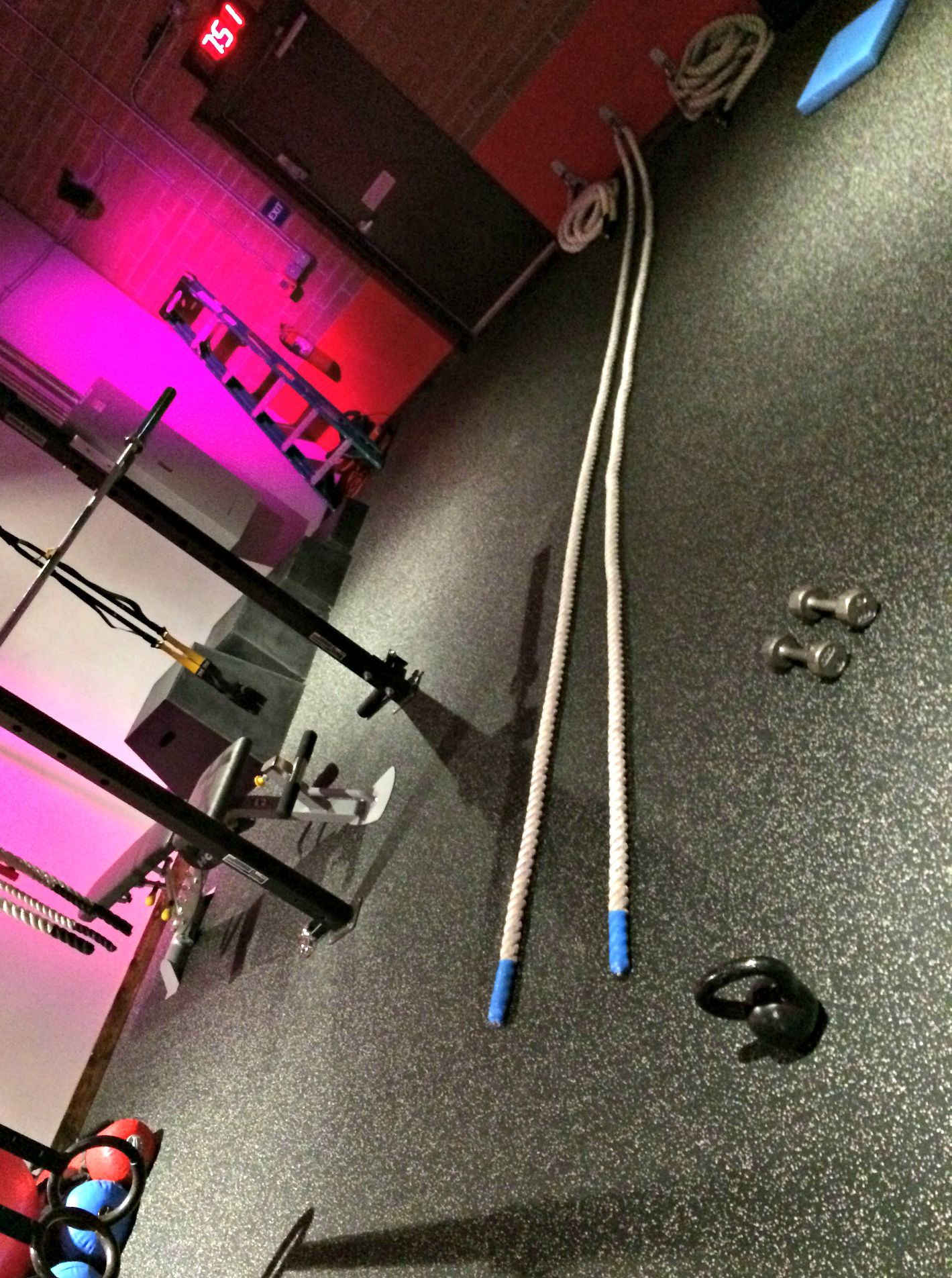 rock city fitness training ropes