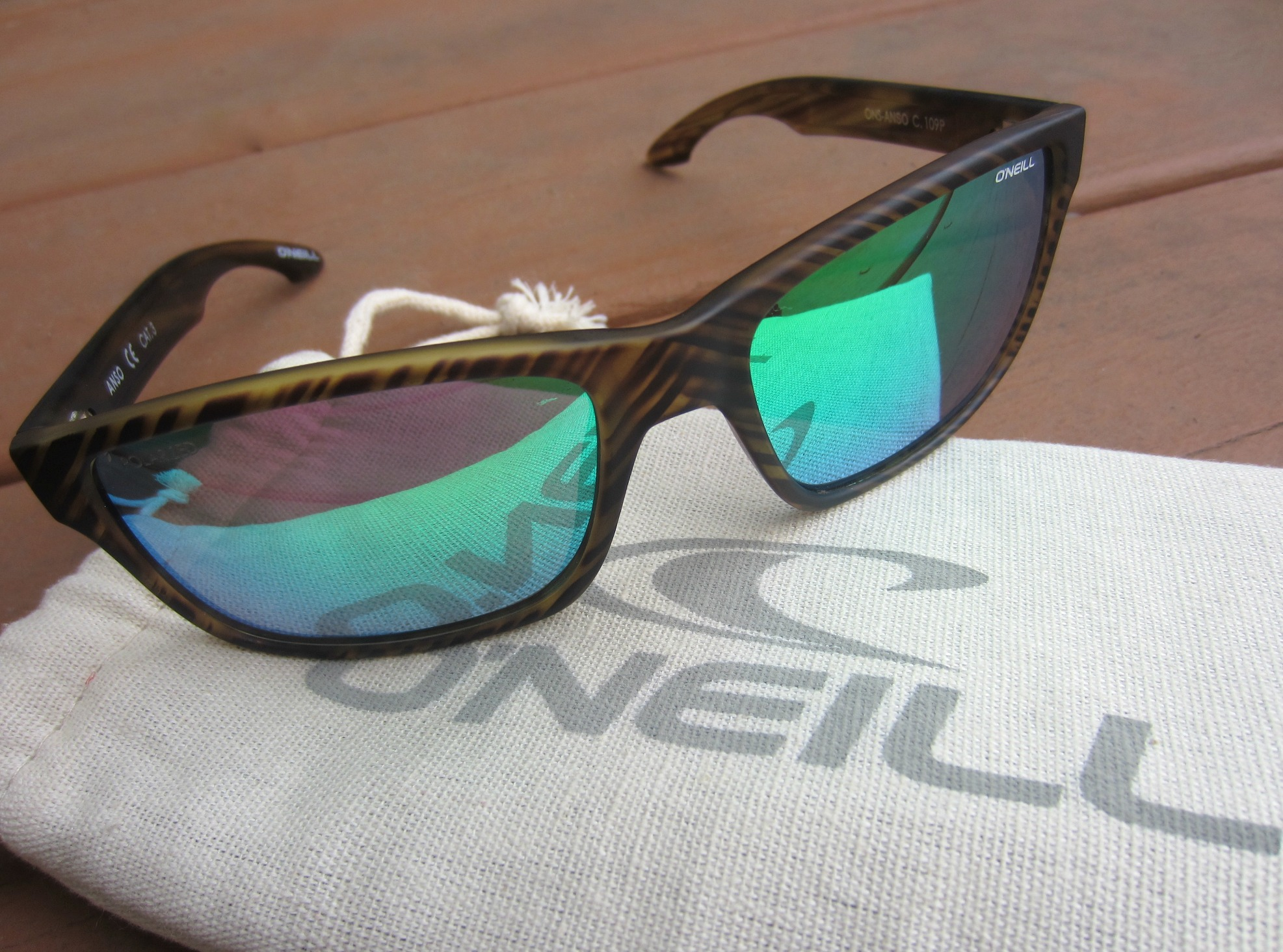 running sunglasses O'Neill