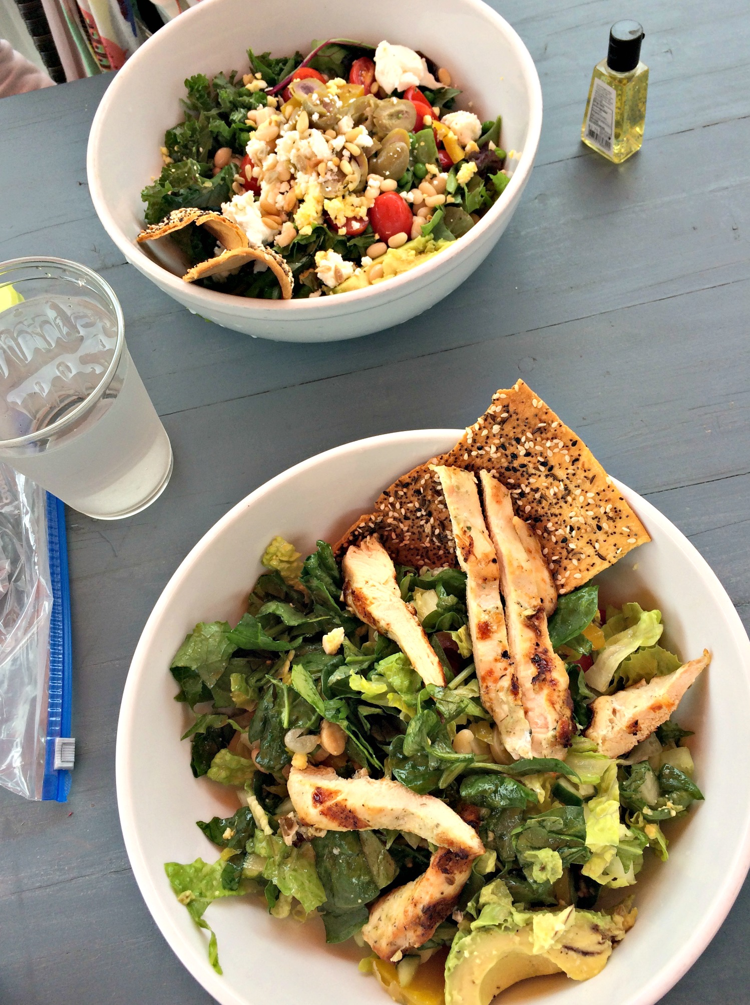 salads from social