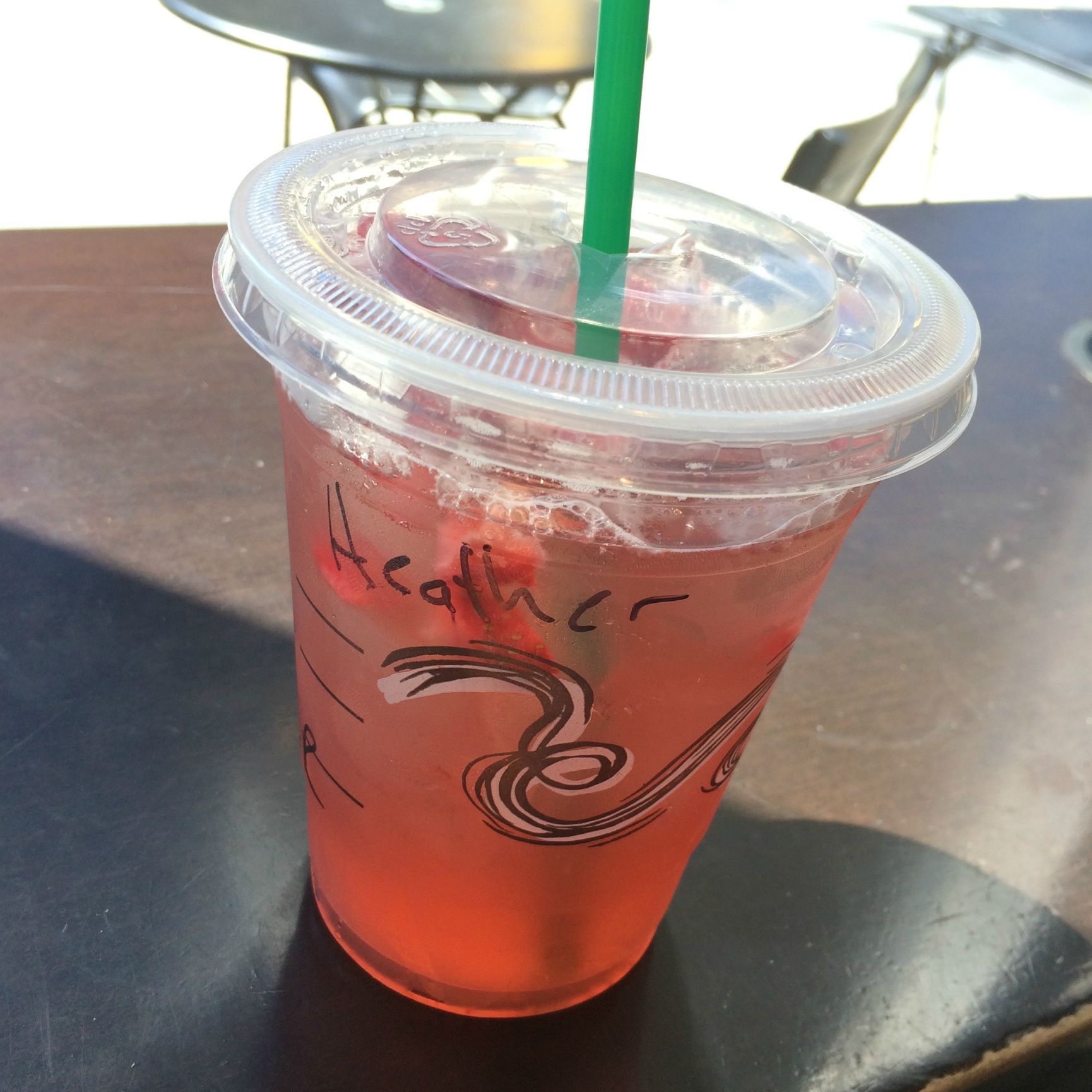 starbucks refresher strawberry acai
