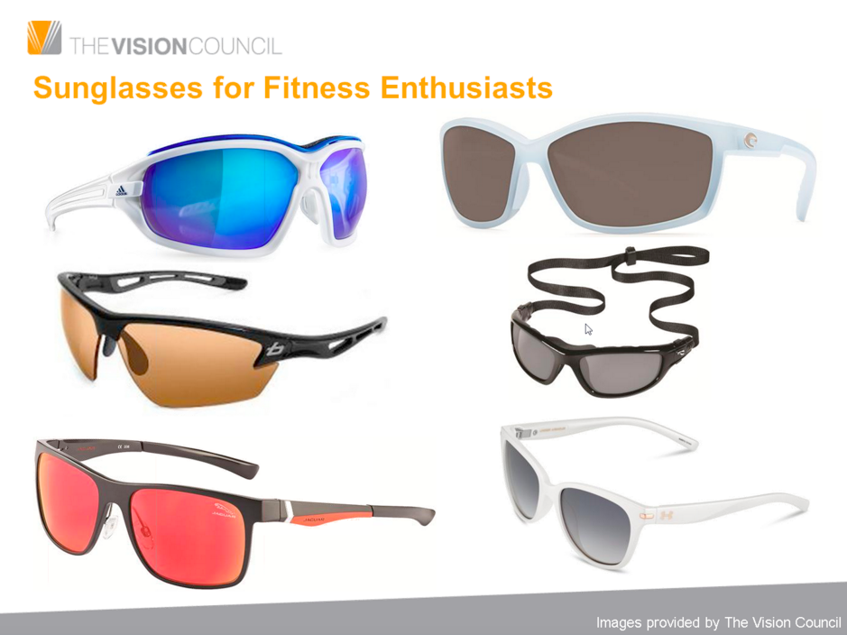 sunglasses for fitness enthusiasts
