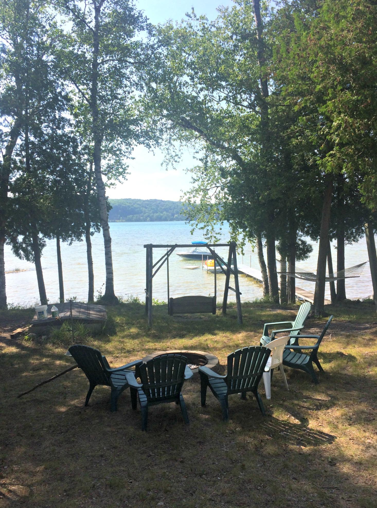 up north lake house - lime lake