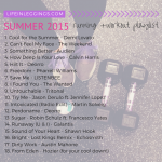 New Summer Music For Your Workouts