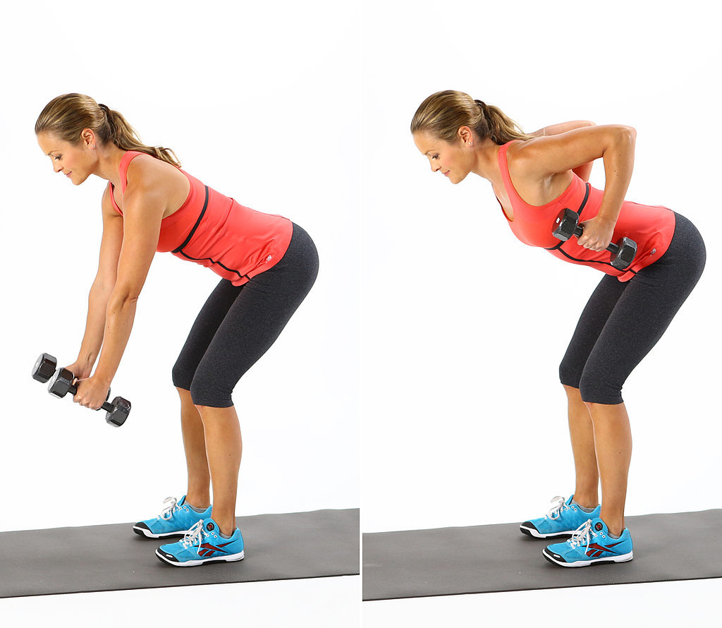 Bent-Over-Row popsugar