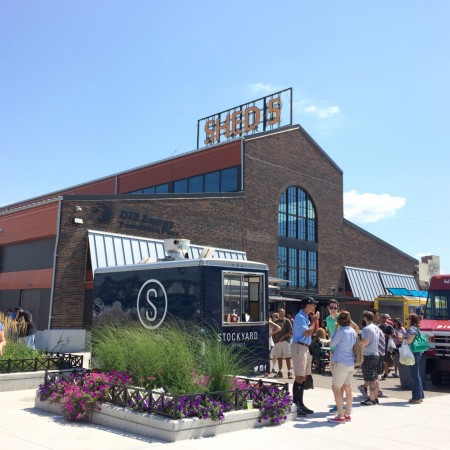 Eastern Market Detroit - Shed 5