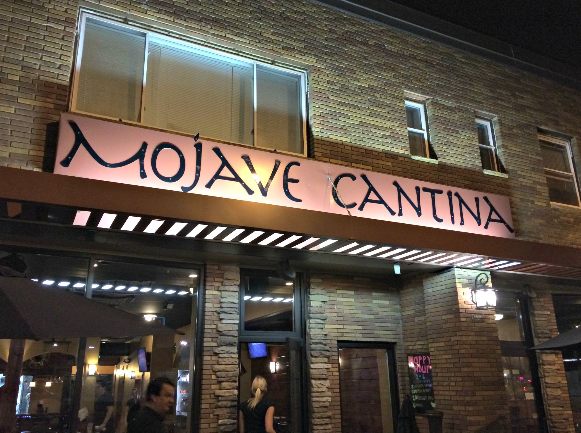 Mojave Cantina
