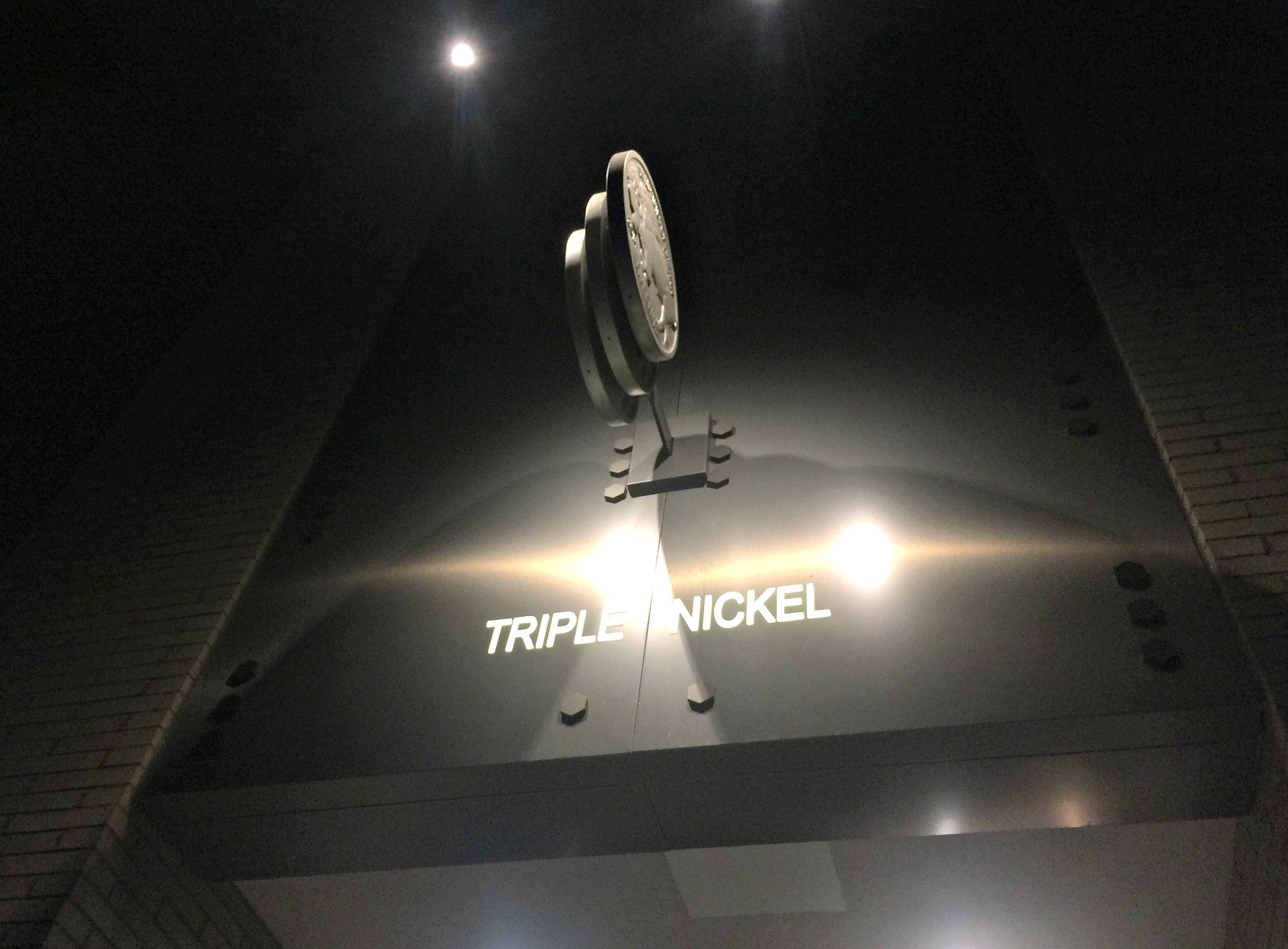 Triple Nickel birmingham