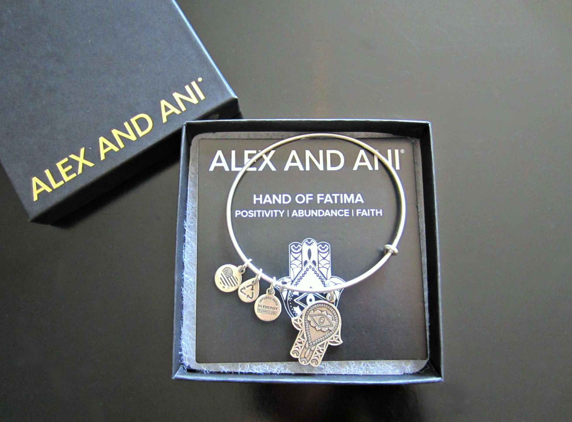alex and ani hand of fatima charm