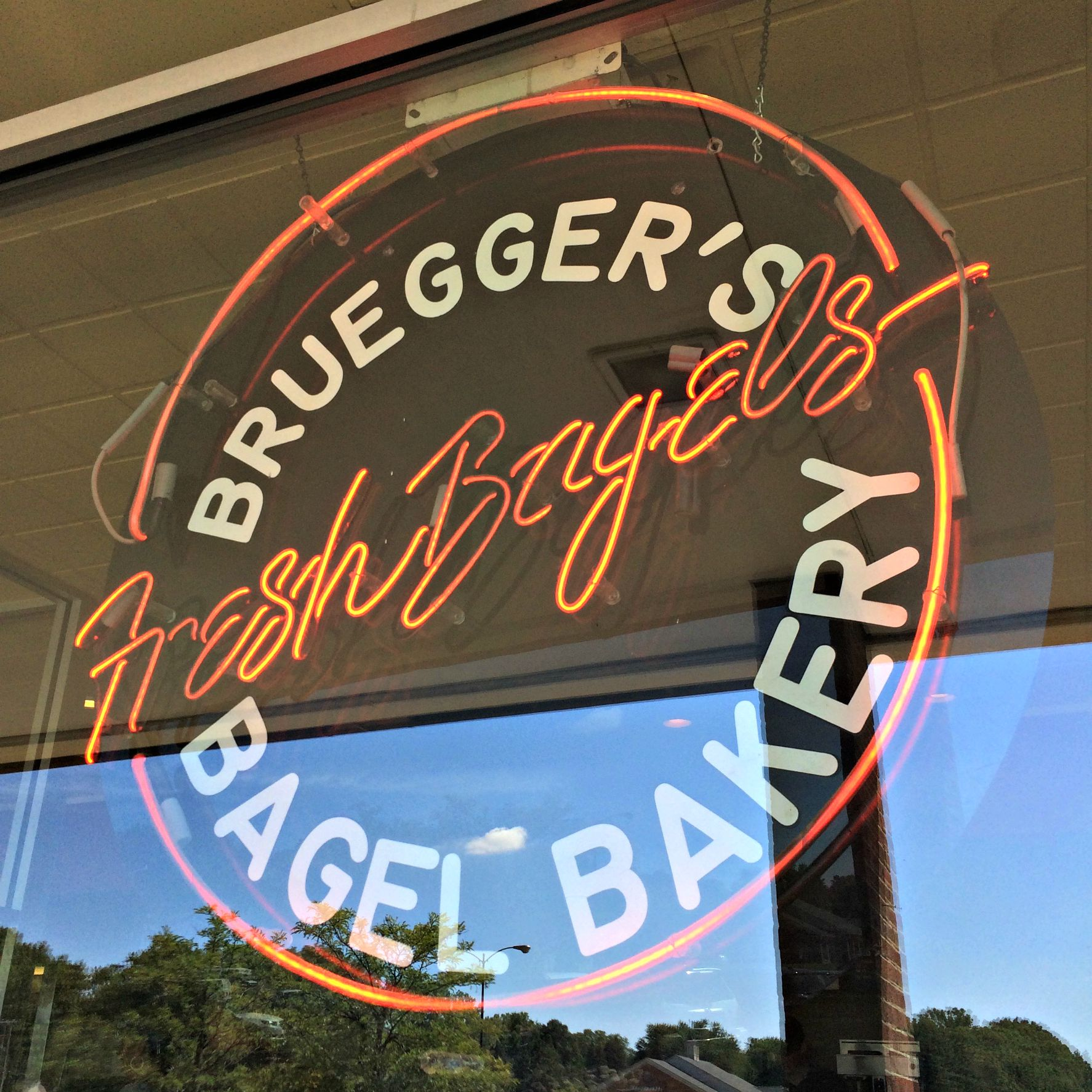 bruegger's bagel bakery rochester, mi