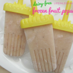 Frozen Fruit Popsicles (Dairy-Free)