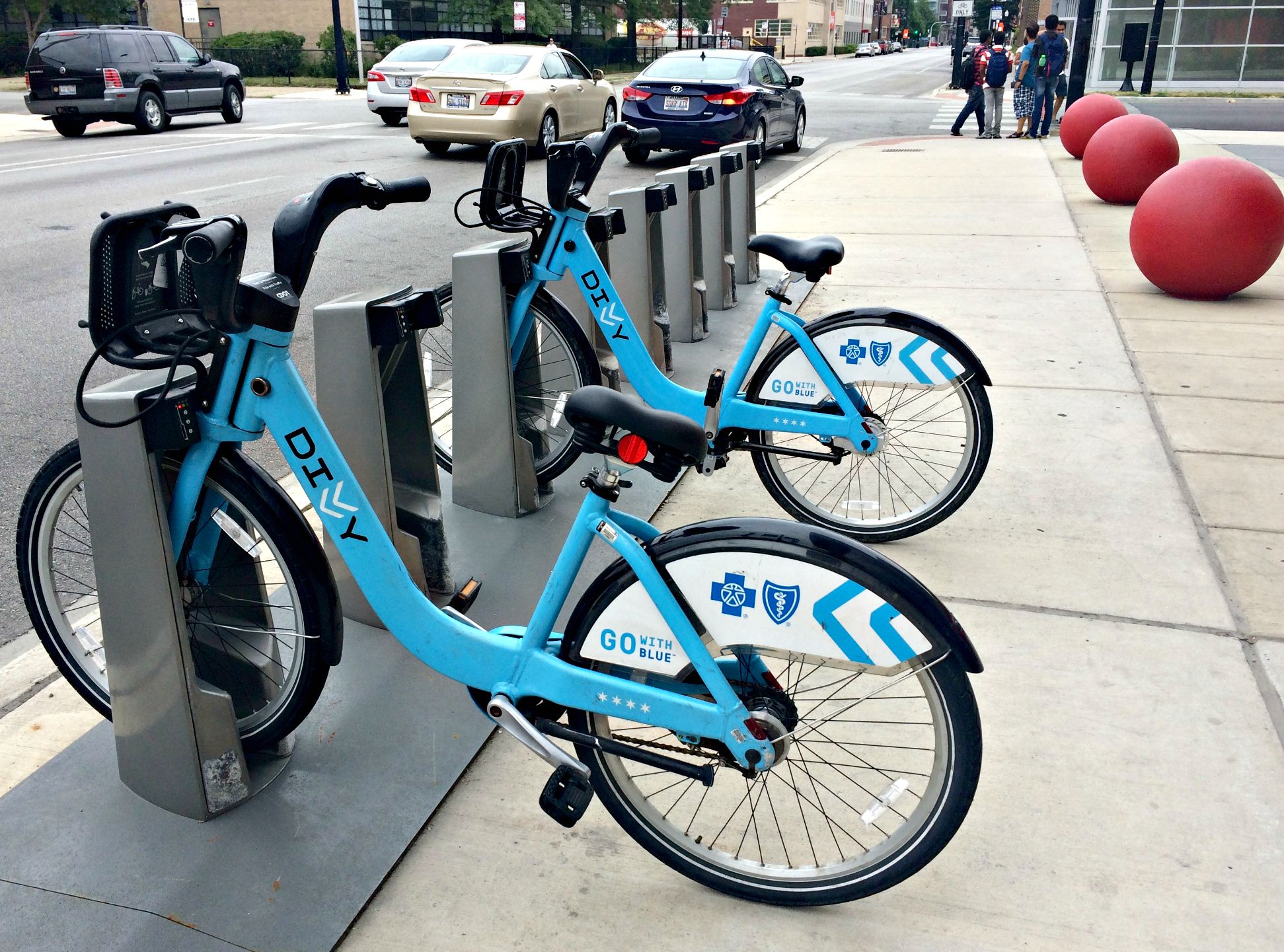 divy bikes to rent