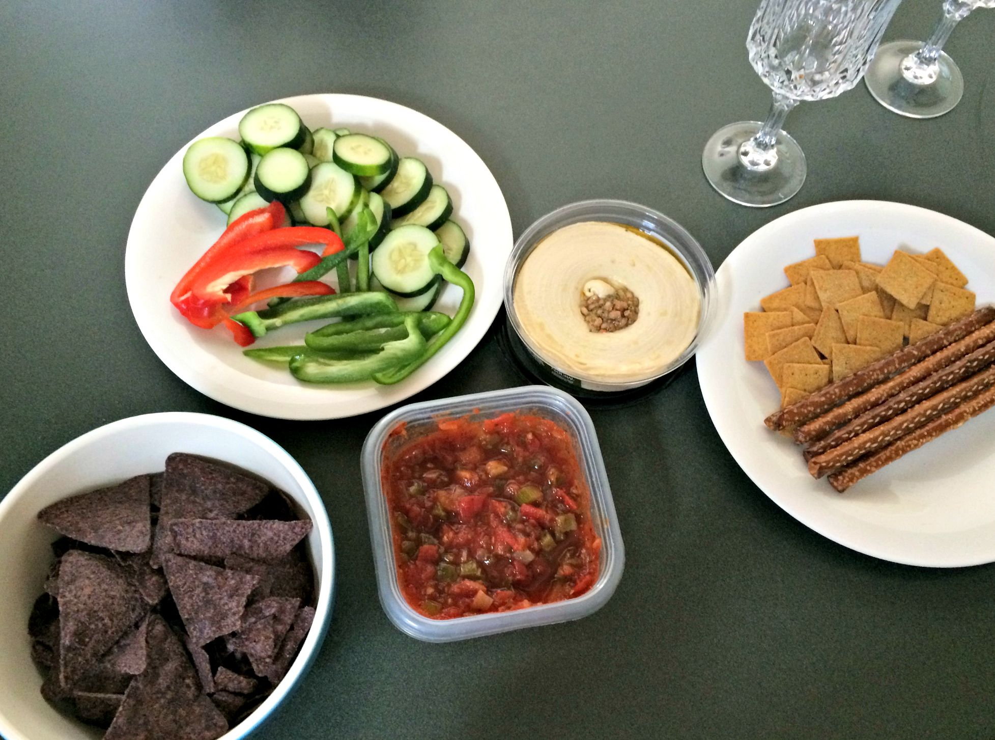 healthy appetizer snacks