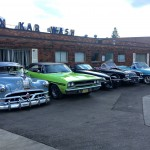 Woodward Dream Cruise & The Triple Nickel