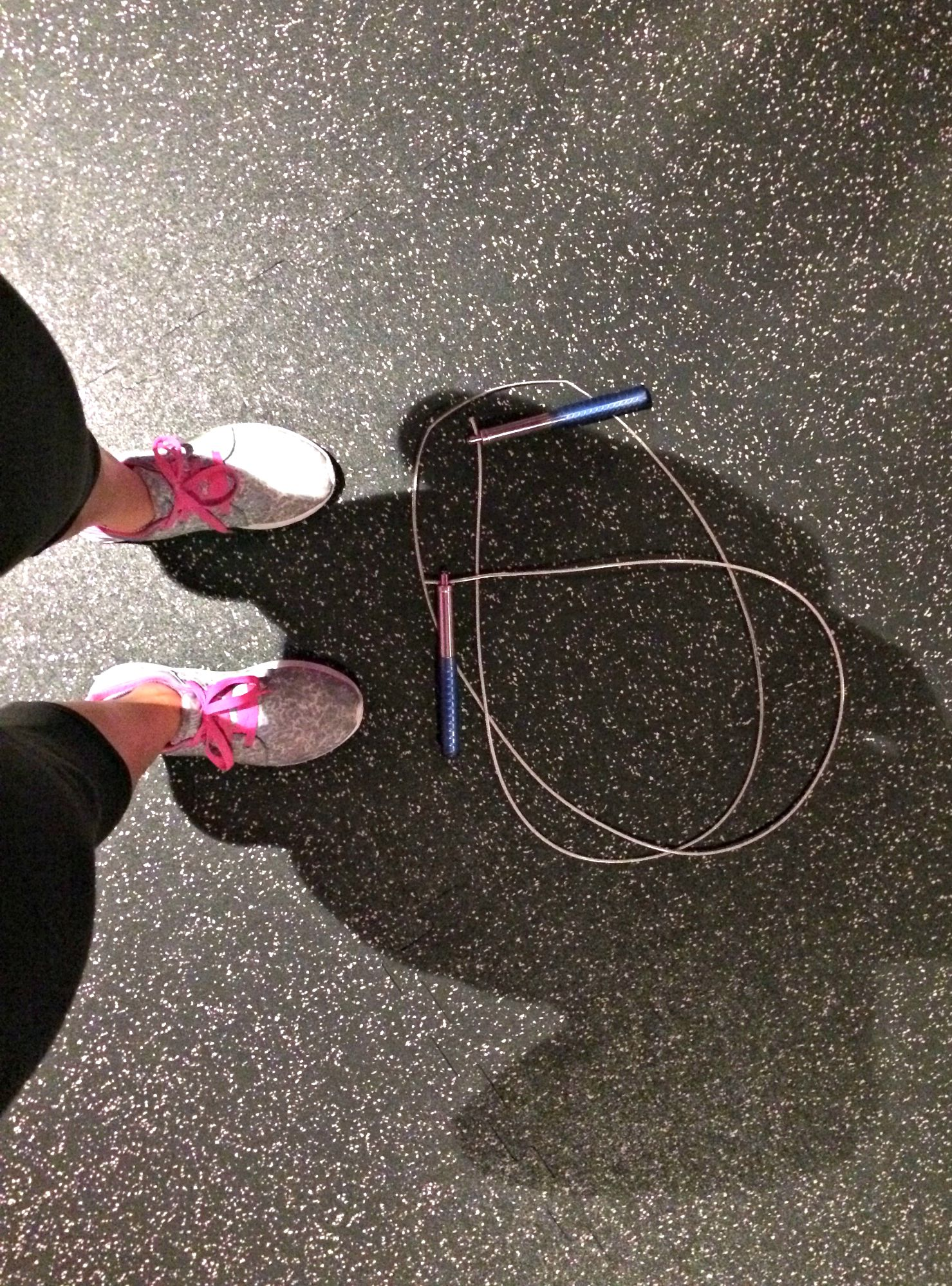 jump rope tabata after workout