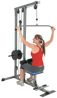 lat pulldown exercise