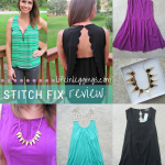 stitch fix review july - summer - life in leggings