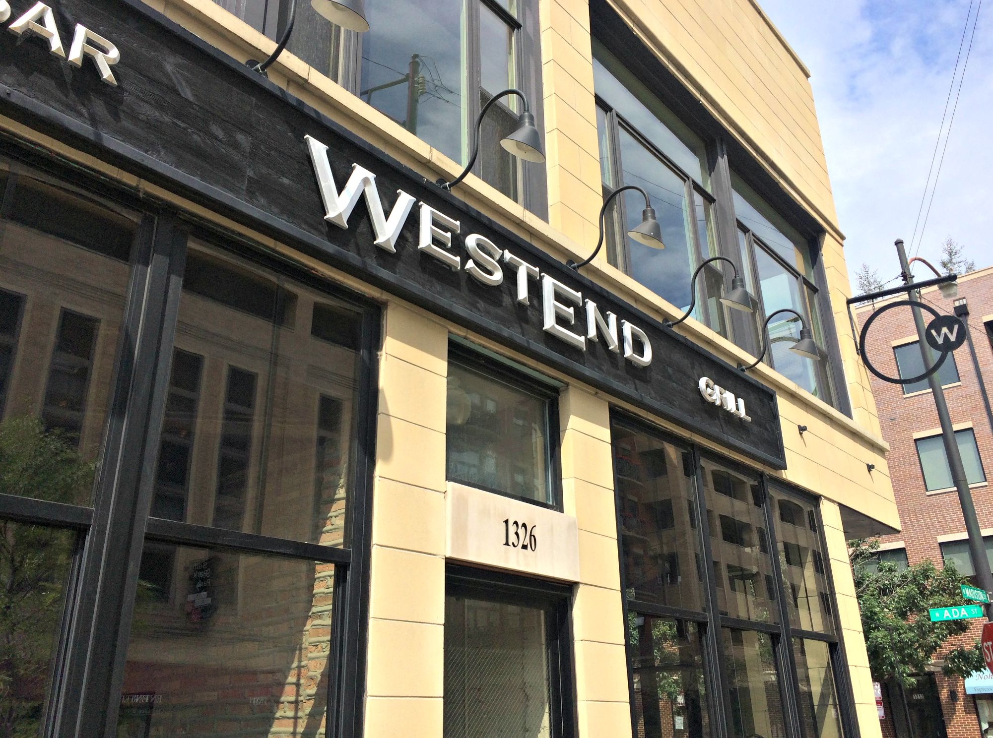 west end grill chicago