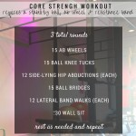 12 minutes or less core strength workout for the gym