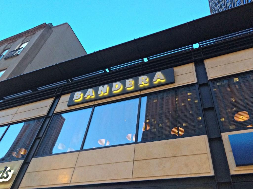 Bandera restaurant chicago