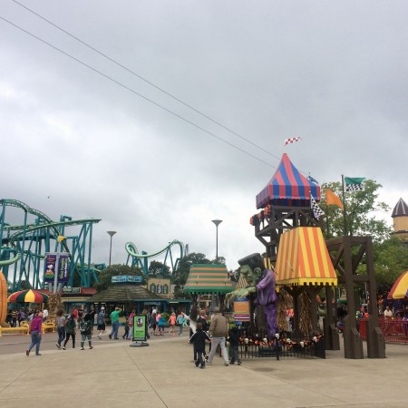 Cedar Point Halloweekends 2015