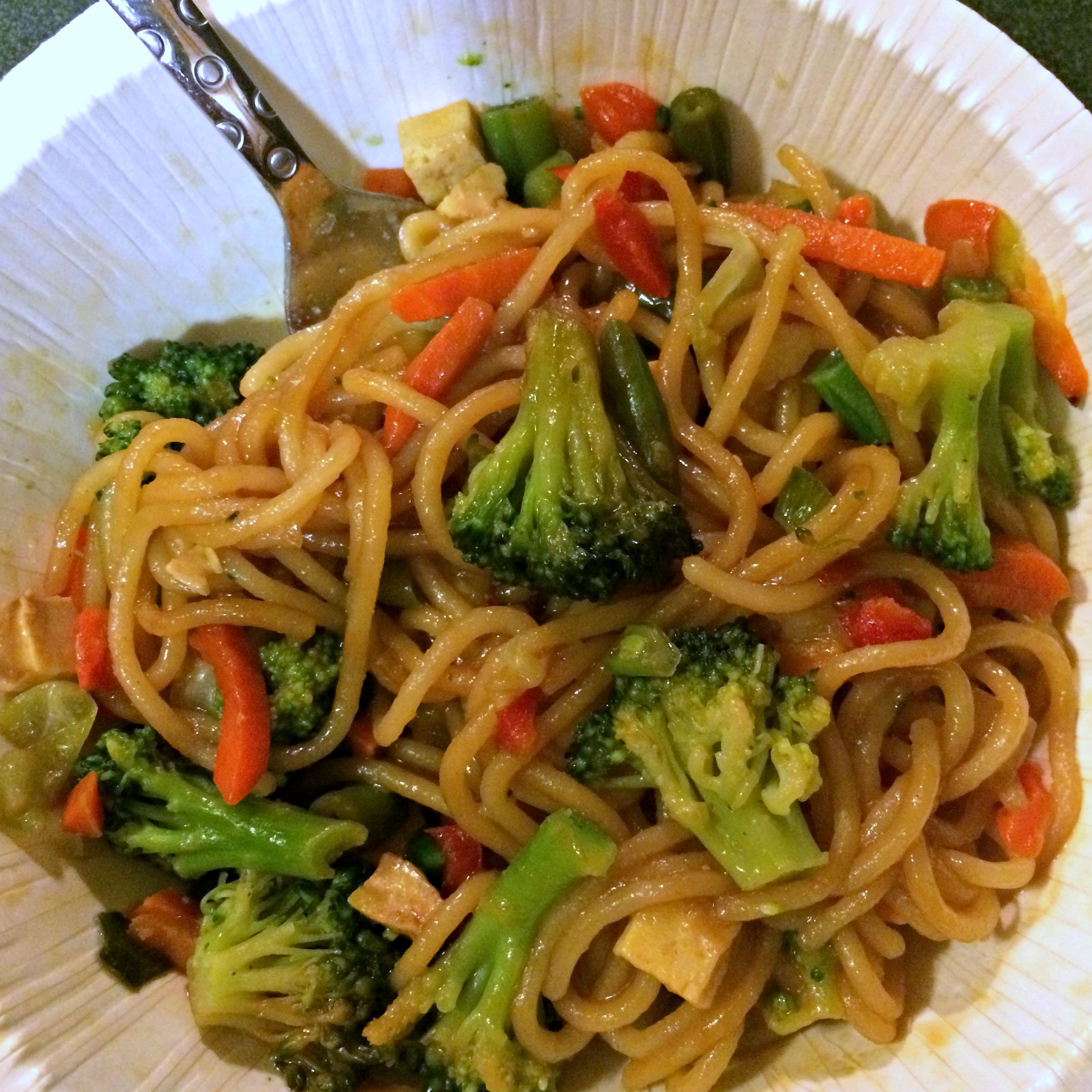 amy's sweet and sour noodles
