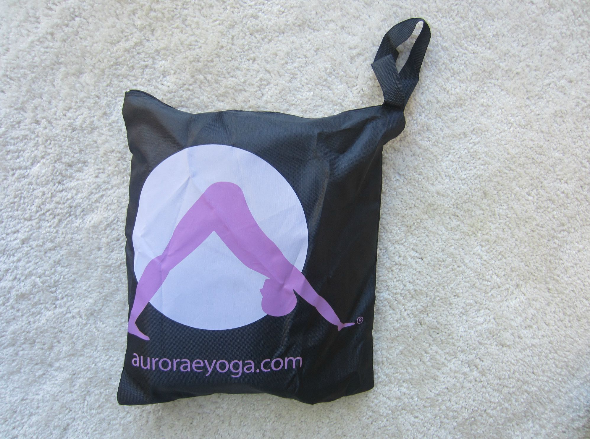 aurorae yoga resistance bands set