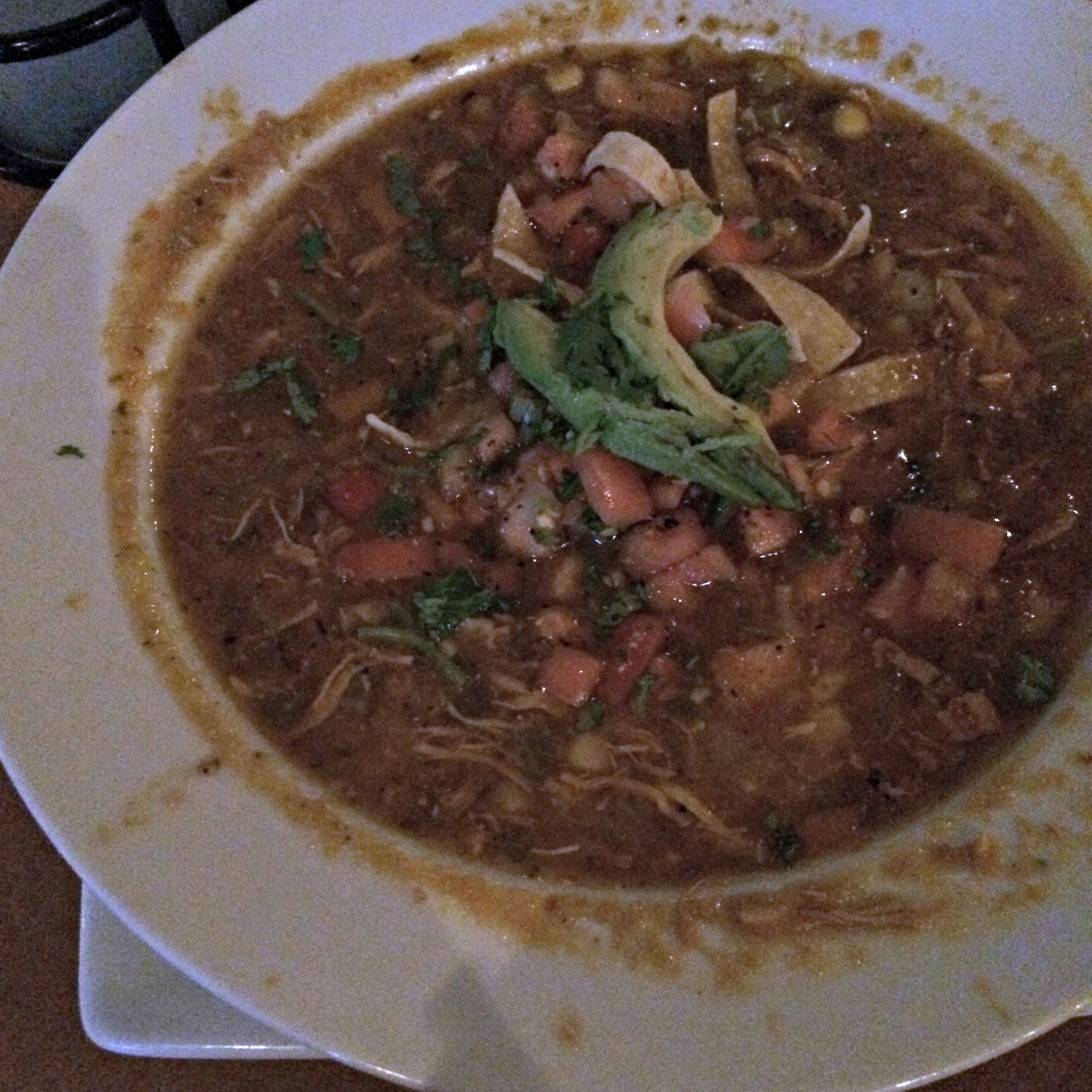 bar louie chicken tortilla soup