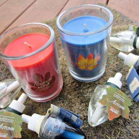 bath and body works fall scents