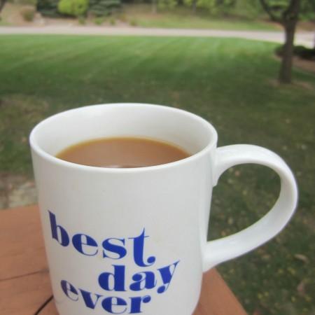 best day ever coffee mug #nationalcoffeeday