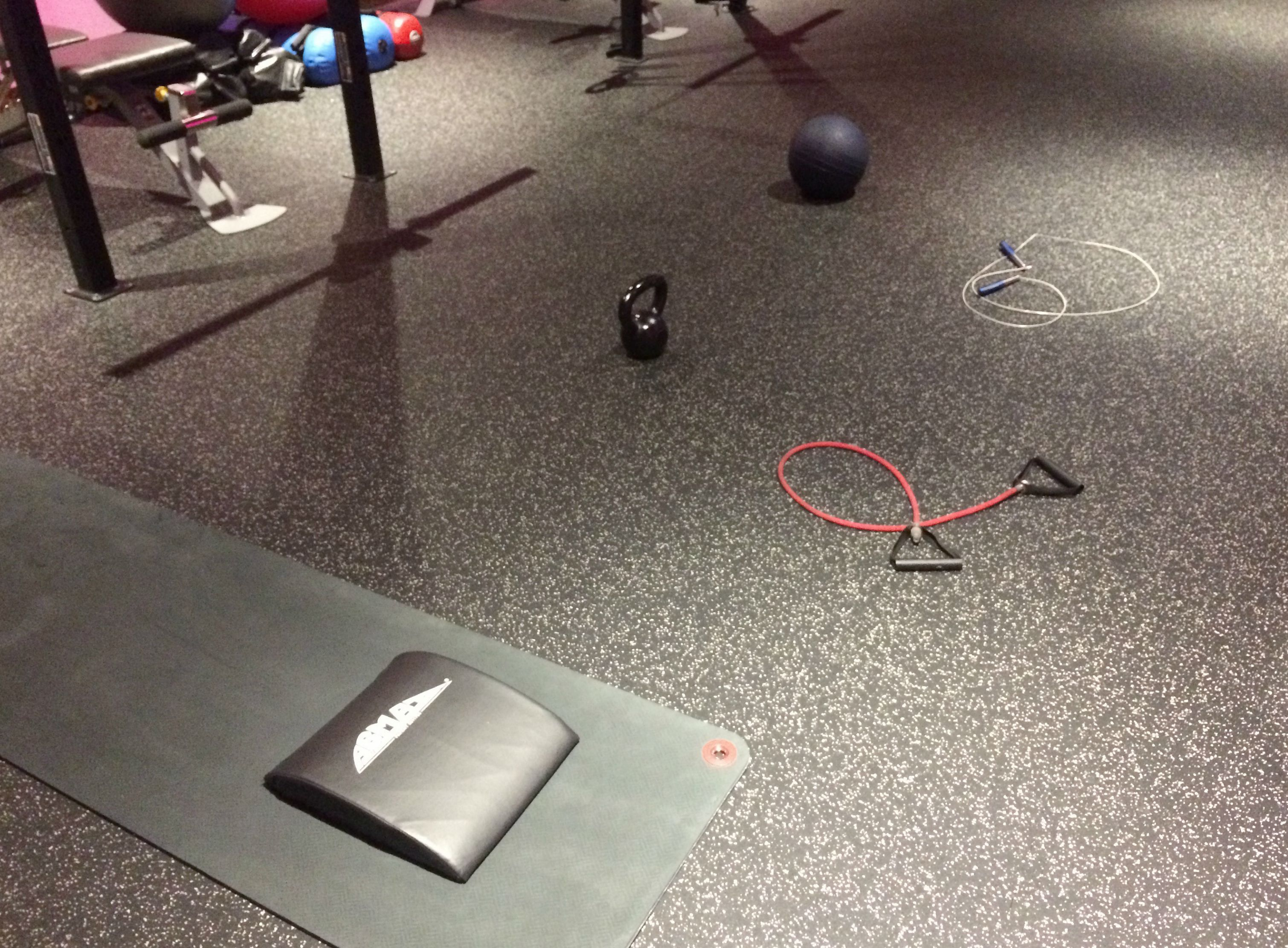 equipment for gym workout